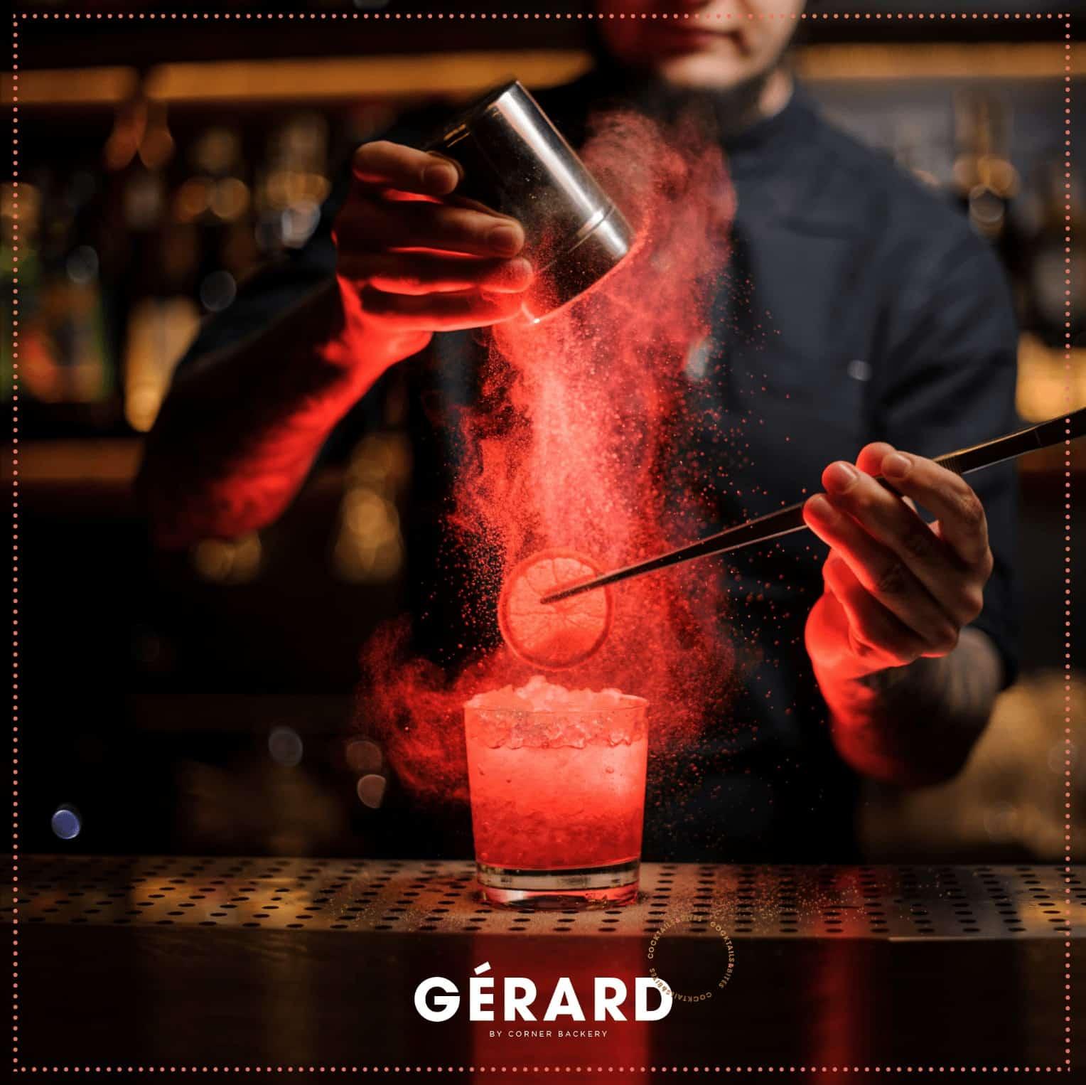 GERARD - Instagram post - Horeca Branding